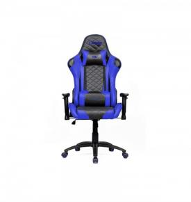 Image for product 'ADJ 540-00002 ADJ Perseus Gaming Chair - Black/Blue'