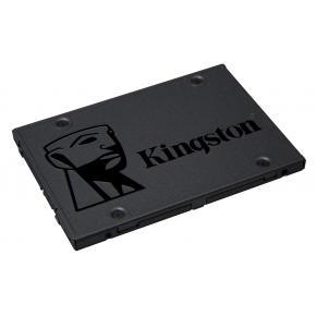 "Image for product 'Kingston SA400S37/480G A400 SSD [2.5"", 480 GB, SATA3, 500MB/s, 350MB/s, 0.279W, Black]'"