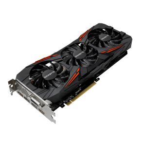 Image for product 'Gigabyte GV-N107TGAMING OC-8GD Nvidia 1070 Ti Gaming Version [PCie3.0 x16, 8GB GDDR5 256-bit, 500W]'