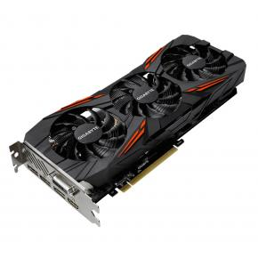 Image for product 'Gigabyte GV-N107TGAMING-8GD Nvidia GeForce® GTX 1070 Gaming Ver [PCIe3.0, 8GB GDDR5 256-bit, 500W]'