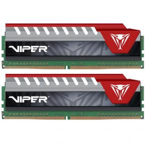 Image for product 'Patriot PVE432G280C6KRD Viper Elite Series DDR4 Kit [32GB (2 x 16GB), 2800MHz, DIMM, CL16, 1.2V]'