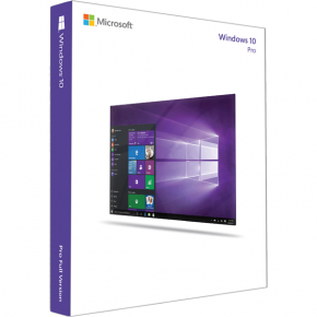 Image for product 'Microsoft FQC-08920 Windows 10 Professional 64-bit [FR OEM DVD]'