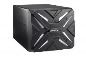 Image for product 'Shuttle SZ270R9 XPC Cube Barebone PC [7.1CH, LGA1151, Intel Z270, 4x DDR4 DIMM, M.2, USB3.0, 500W]'