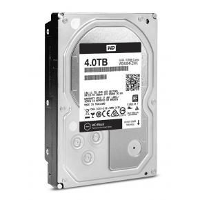 "Image for product 'Western Digital WD4004FZWX Black HDD [4TB, 3.5"", SATA3 6Gbps, 7200 RPM, 128 MB, 202 MiB/s]'"