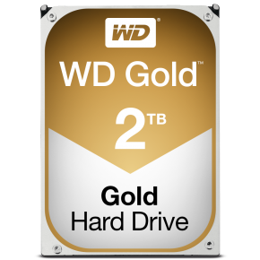 "Image for product 'Western Digital WD2005FBYZ Gold Data Center HDD [2TB, 3.5"", SATA3, 7200 RPM, 128MB, 200 MiB/s]'"
