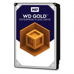 "Image for product 'Western Digital WD8003FRYZ Gold Enterprise Class HDD [8TB, 3.5"", SATA3, 7200 RPM, 256 MB]'"