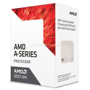 Image for product 'AMD AD9800AHABBOX A12-9800E APU [AM4, 3.1/ 3.8 Ghz Quad HT, 2MB, Radeon R7, 35W, DDR4, BOX]'