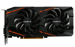 Image for product 'Gigabyte GV-RX580GAMING-4GD AMD RadeonÂ? RX 580 [PCIe3.0, 4GB GDDR5 256-bit, 1355Mhz, CF, 500W]'