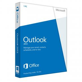 Image for product 'Microsoft Office X18-15433-02 Outlook 2013 (digital license)'