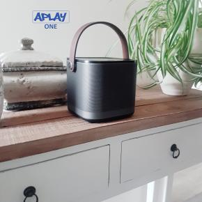 Image for product 'Venz APLAY ONE Oplaadbare Multiroom WiFi & Bluetooth Speaker [USB, AUX, Android & Apple IOS/iTunes]'