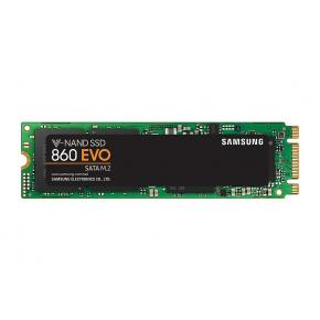 Image for product 'Samsung MZ-N6E2T0BW 860 EVO SSD [2 TB, M.2, V-NAND, 550/ 520MB/s, 97.000/ 88000 IOPS]'