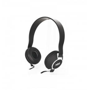 Image for product 'ADJ 780-00045 CFS01 JAB Headset [3.5mm jack,32 Ohm, 20Hz-20Khz, Microphone, Flat Cable, Black/White]'
