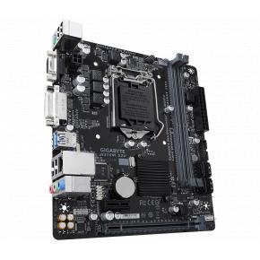 Image for product 'Gigabyte H310M S2V [uATX, LGA1151 V2, Intel H310, 2x DDR4 DIMM 2667Mhz, USB3.1, GBLAN, 7.1CH]'