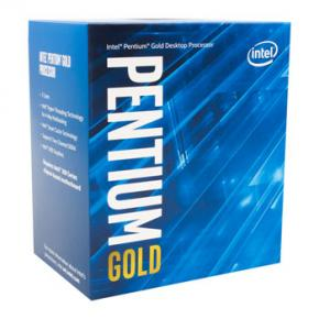 Image for product 'Intel BX80684G5600 Pentium® Gold G5600 [LGA1151, 3.9Ghz Dual-Core HTT, 4MB, 8GT, HD630, 54W]'