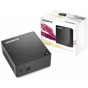 Image for product 'Gigabyte GB-BLCE-4105 Brix Barebore PC [Intel Cel J4105, 2x SO-DIMM DDR4, 2400Mhz, HD600, BT4, WiFi]'