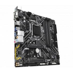 Image for product 'Gigabyte H370M DS3H [7.1CH, ATX, LGA1151, Intel H370, 4x DIMM DDR4-2666, 16/ 64GB, M.2, PCIe x16]'