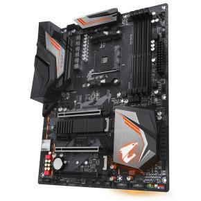 Image for product 'Gigabyte X470 AORUS ULTRA GAMING [ATX, AMD X470, 4x DDR4 DIMM, 3200Mhz, M.2, USB3.1 Gen2]'