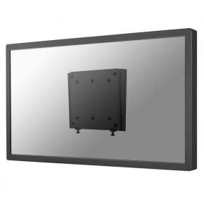 Newstar FPMA-W25BLACK Monitor Ultrathin Wall Mount [1x 10-30 inch, 10kg, 50x50/ 100x100mm, Black]