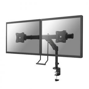 "Image for product 'Newstar FPMA-D500DHBLACK Flat screen desk mount [Clamp, 1x 8kg, 10 - 24"", 100x100 mm, Black]'"