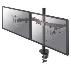 "Image for product 'Newstar FPMA-D550DBLACK Flat screen desk mount (Clamp) [1x 8kg, 10 - 32"""", 100x100mm, Black]'"