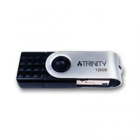 Image for product 'Patriot PEF32GTRI3USB Trinity USB Flash [32GB, USB3.1 Gen1, TYPE A/TYPE C/MICRO B, 200Mb/s max]'