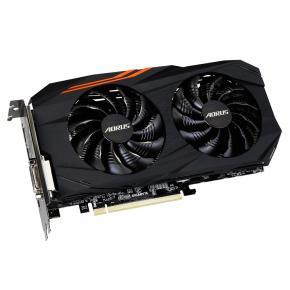 Image for product 'Gigabyte GV-RX580AORUS-4GD AORUS Radeon RX580 4G [4GB, GDDR5, 256bit, 1380Mhz, CF, Dual fan, 500W]'