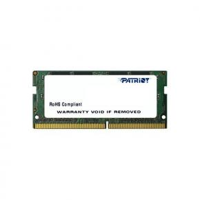 Image for product 'Patriot PSD48G240081S Signature-Line SO-DIMM [8GB, DDR4, 2400MHz, CL17, 1G x8, 1.2v]'