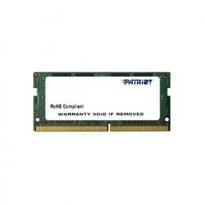 Image for product 'Patriot PSD44G240082S Signature Line SO-DIMM [4GB, DDR4, 2400MHz CL17, 1.2v]'