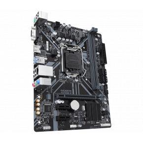 Image for product 'Gigabyte H310M H 2.0 [uATX, LGA1151 v2, Intel H310m, 2x DDR4 DIMM 2666MHz, USB3.1 Gen1, GBLAN]'