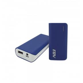 Image for product 'ADJ 160-00058Zeus Power Bank ADJ Real Power - 5200mAh - 5V/2A - Blue'