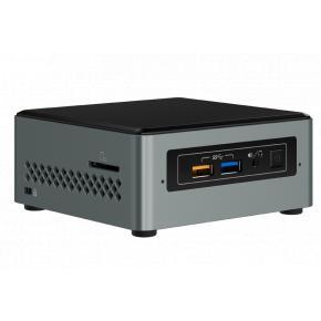 Image for product 'Intel NUC6CAYS NUC Barebone [UCFF, Cel. J3455 2.0Ghz, 2GB DDR3l SO-DIMM, M.2, CR, GBLAN, WiFi, W10h]'