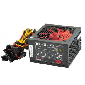 Image for product 'HKC V-750 Silent Power-supply [ATX2.2, 750W, PFC, 120mm, Ball-Bearing, Black]'