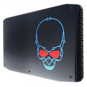Image for product 'Intel BOXNUC8I7HNK2 NUC8i7HNK Barebone [BGA2270, Intel i7-8705G, 2x SO-DIMM DDR4-2400, AMD R9 M270X]'