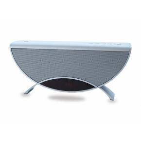Image for product 'Conceptronic APOLLYON 01B Wireless Bluetooth Speaker [Micro-USB, 10W, 60 - 18000 Hz, 95 dB, Blue]'
