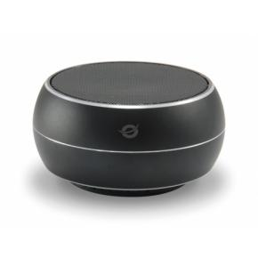 Image for product 'Conceptronic BEATTIE 01B Wireless Bluetooth Speaker [Micro-USB, 3W, 150 - 20000 Hz, Black]'
