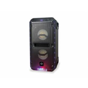 Image for product 'Conceptronic DARIO 01B Wireless Party Speaker [Bluetooth, [30 W, 100 - 20000 Hz, 4 O, 85 dB, Black]'