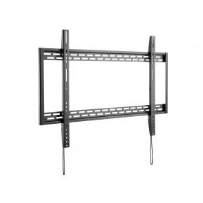 "Image for product 'Equip 650323 Fixed Curved TV Wall Mount Bracket [1x 60 100"",100kg, 200x200/ 900x600mm, Black]'"
