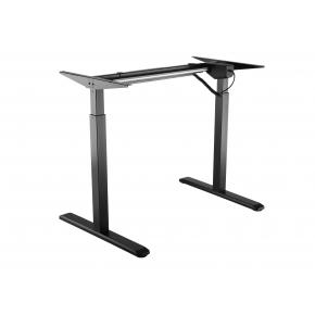 Image for product 'Equip 650801 Electric Sit-Stand Desk Frame [80kg, Electric, 2 leg(s) 120/ 180cm, Black]'