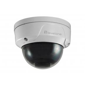 Image for product 'LevelOne FCS-3090 IP security camera [1440p, indoor & outdoor, Dome, Night 30m, Ceiling, IP67]'