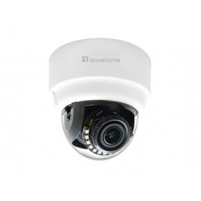 Image for product 'LevelOne FCS-3303 IP security camera [RJ45/ MicroSD, 1536p, Dome, Indoor & outdoor, Ceiling/wall]'