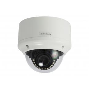 Image for product 'LevelOne FCS-3305 IP security camera [1536p, Indoor & outdoor, Dome, Ceiling/wall, Vandal-proof]'