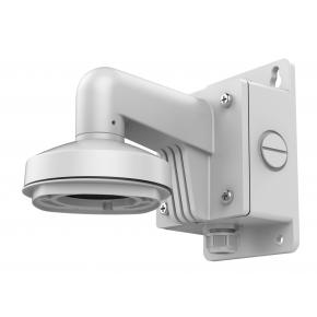 Image for product 'LevelOne CAS-7323 Wall-mount bracket w/ junction box for FCS-3073 [12 cm, Alu, White]'