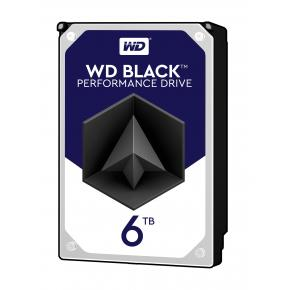 "Image for product 'Western Digital WD6003FZBX Black HDD [3.5"", 6TB, 7200RPM, Serial ATA III, 128 MB, 227 MiB/s]'"