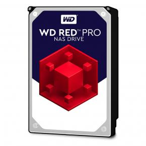 "Image for product 'Western Digital WD4003FFBX RED Pro HDD [4TB, 3.5"", 7200 RPM, Serial ATA III, 256 MB, 220 Mib/s, CMR]'"