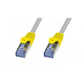 Image for product 'ADJ 310-00068 Networking Cable [RJ45, FTP, Cat. 6, 15m, Shielded, Grey]'