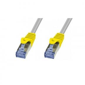 Image for product 'ADJ 310-00067 Networking Cable [RJ45, FTP, Cat. 6, Shielded, 10m, Grey]'