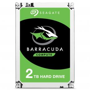 "Image for product 'Seagate ST2000DM008 Barracuda Internal HDD [3.5"", 2 TB, SATA3, 7200 RPM, 6 ms, 256 MB]'"
