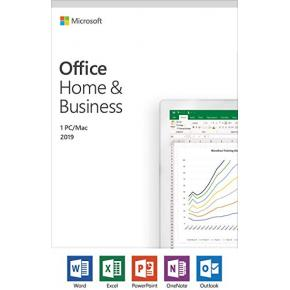 Image for product 'Microsoft T5D-03209 Office Home and Business 2019 IT [1 user: Win/MAC,Outlook, Powerpoint, OneNote+]'
