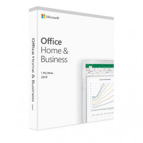 Image for product 'Microsoft T5D-03204 Office Home and Business 2019 NL [1 user: Win/MAC,Outlook, Powerpoint, OneNote+]'