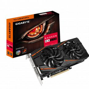Image for product 'Gigabyte GV-RX570GAMING-8GD AMD RX570 Gaming Version [8 GB, GDDR5, 256bit, 1244/ 7000 MHz, 450 W]'